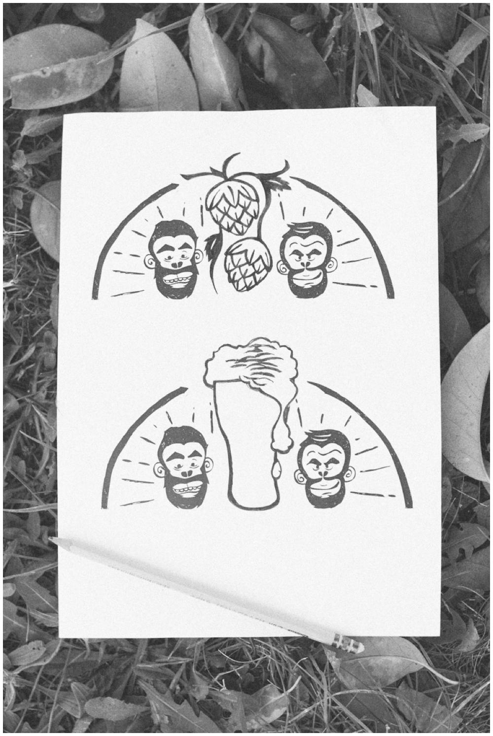 Monkeys Brand Auca Design_0007