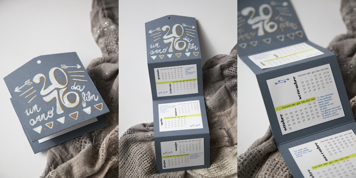 Bien connu Auca Creative Shop / Agende, calendari, quaderni handmade Natale  CO14
