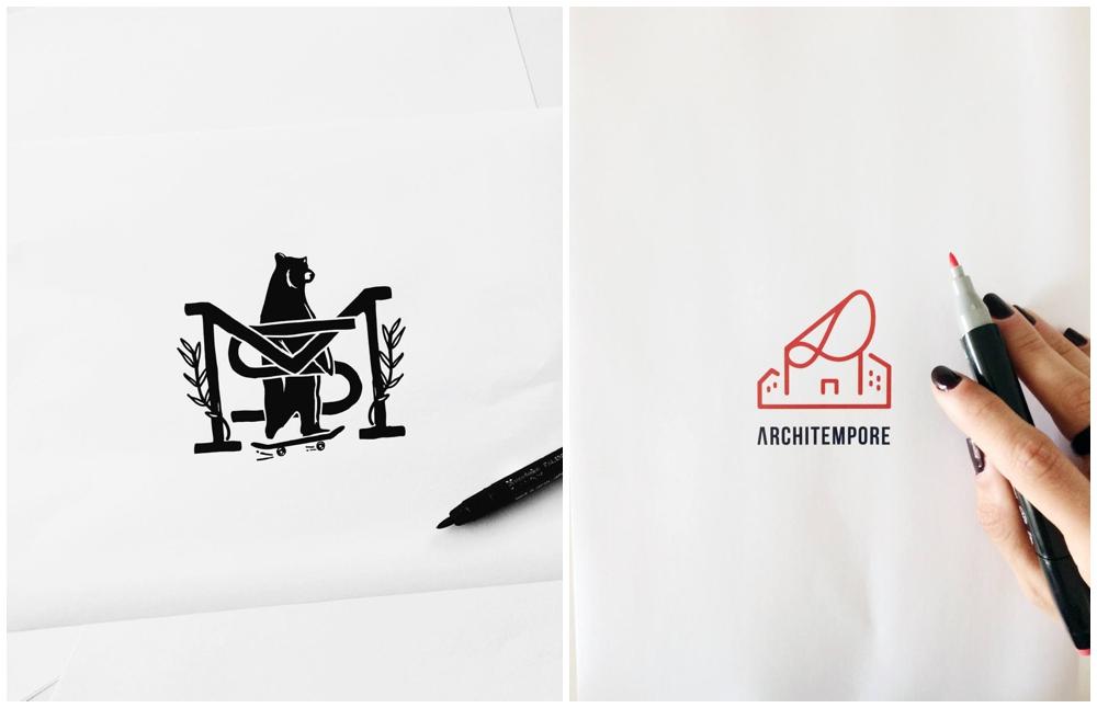 Creare un logo non un esercizio di stile auca design for Creare design