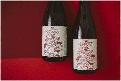 Identità visiva e packaging vini Cantina Indigeno