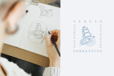 Logo wedding photographer Sergio Sorrentino Fotografie