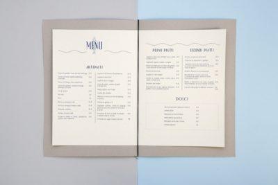Brand identity Élite Cucina di Mare
